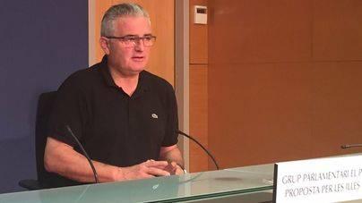 El PI exige la trasferencia a Balears de todos los puertos de las islas menos el de Palma