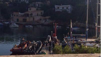 Detenidos 13 inmigrantes interceptados en una nueva patera en Santanyí