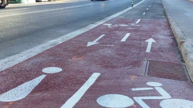 El carril bici de Palma alcanza un total de 82 kilómetros