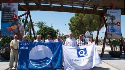 Alcudiamar encadena 21 años de banderas azules
