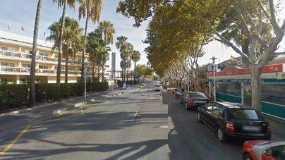 Un turista de 21 años cae de un apartamento en Magalluf
