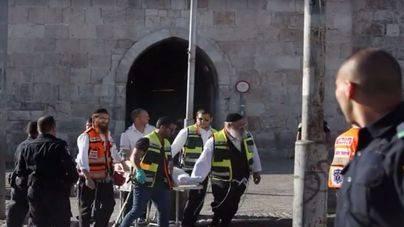 Abatidos 3 terroristas en Jerusalén en un tiroteo que deja 3 heridos