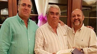 Homenaje a Toni Salas, ex-presidente de los árbitros de baloncesto