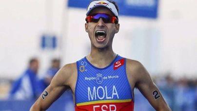 Mario Mola busca su tercera victoria en Hamburgo