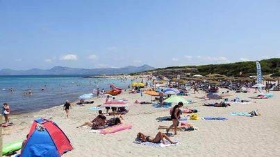 Un hombre muere ahogado en la playa de Son Bauló