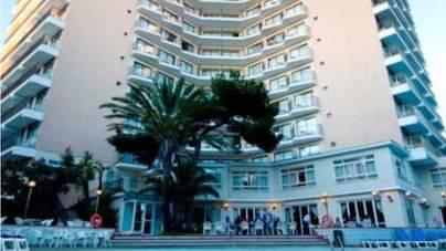 TetraIB en el Hotel Pabisa Bali situado en la Playa de Palma