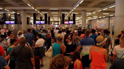 Son Sant Joan espera esta semana a 1.060.824 pasajeros