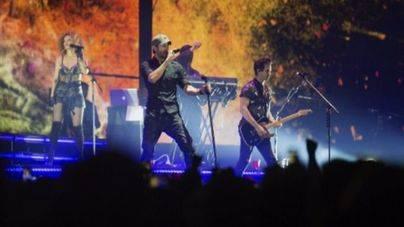 Sonoro abucheo a Enrique Iglesias en Santander