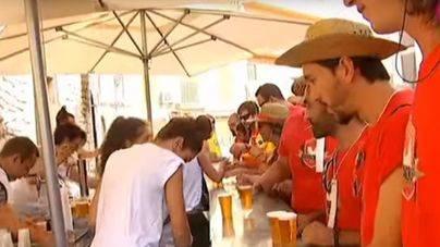 FAPA denuncia la pasividad del Ayuntamiento de Inca ante el consumo de alcohol en público