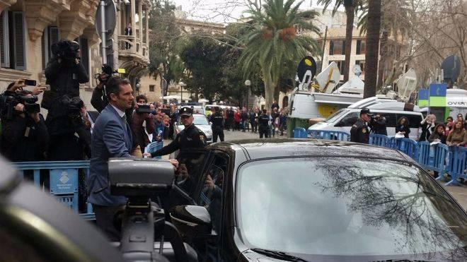 Abogacía de la Comunidad pide al Supremo 6 años de cárcel y 15 de inhabilitación para Urdangarín