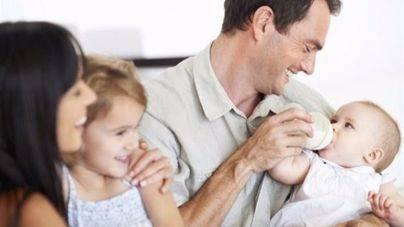 Balears triplica el número de prestaciones por paternidad en un trimestre