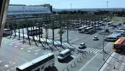 Parking gratis 15 minutos para la recogida de pasajeros en el aeropuerto