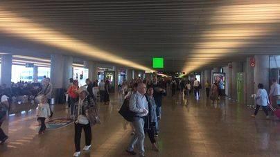 Los aeropuertos de Balears recibirán 728.010 pasajeros el fin de semana