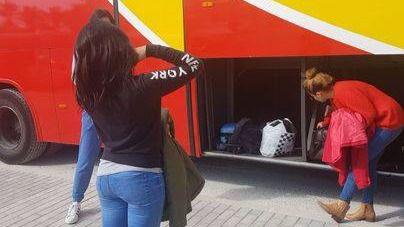 Facua pide a Balears que fomente el transporte público frente al alquiler de coches