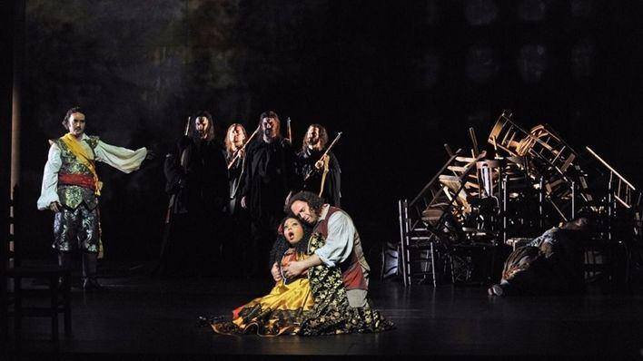 El Parc de la Mar acoge la retransmisión de la ópera 'Il trovatore' desde el Liceu