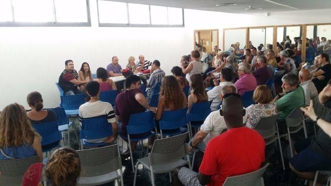 Asamblea de militantes de EU Mallorca