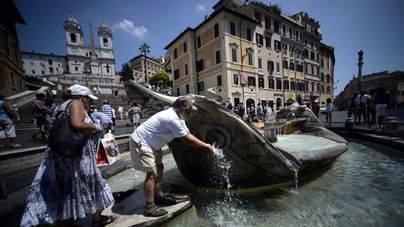 Roma se enfrenta a un racionamiento de agua a causa de la sequía