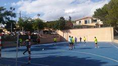 Sant Elm estrena pistas deportivas remodeladas