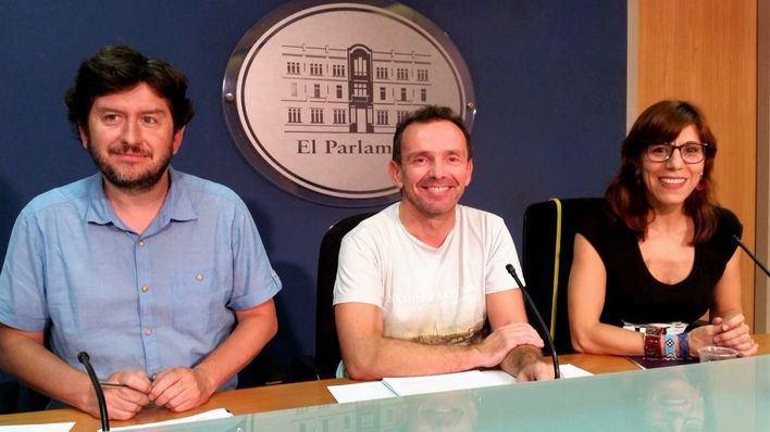 Jarabo, Aguilera y Camargo se han mostrado inflexibles