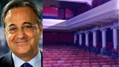 Florentino se queda con el concurso de las obras del Teatro de Inca