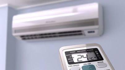 Solo la mitad de las viviendas de Balears tiene aire acondicionado