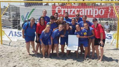 La Selección Balear de Fútbol Playa, tercera en el Campeonato de España