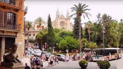 Balears rompe marcas con 5,4 millones de turistas extranjeros en seis meses