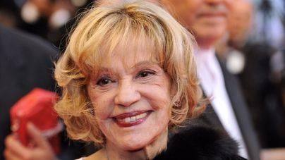 La actriz francesa Jeanne Moreau muere con 89 años