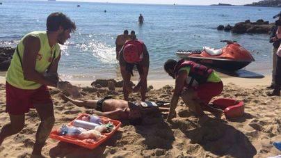 En lo que va de año han muerto 15 personas ahogadas en Balears