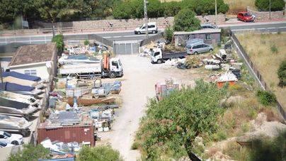 """El GOB denuncia """"negocios ilegales"""" en suelo rústico de Andratx"""