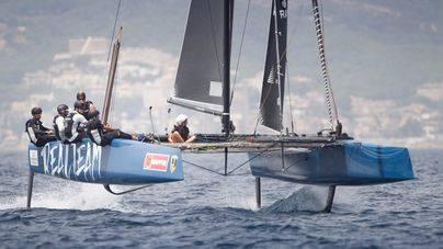 Los 138 barcos de la Copa del Rey coinciden en la tercera jornada de regata