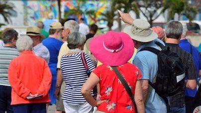 Los turistas extranjeros gastan un 14 por ciento más que el año pasado