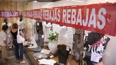 El 60 por ciento de los pequeños comercios de Mallorca declara que han empeorado sus ventas en julio