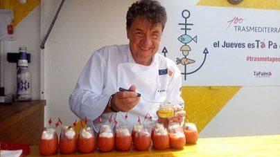 Koldo Royo y su estrella Michelin, de 'Barcelona a Palma en un bocado'