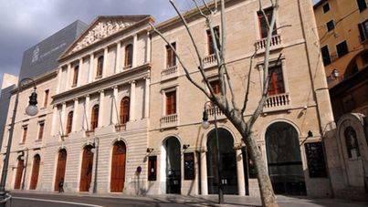 Palma: sequía cultural con el Principal y los 3 teatros municipales cerrados
