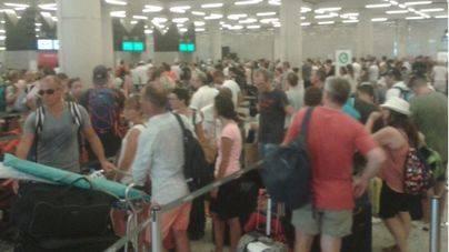 Son Sant Joan soportará de nuevo a más de un millón de viajeros