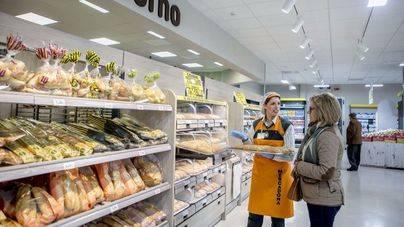 """Mercadona abre un supermercado """"eficiente"""" en Palma"""