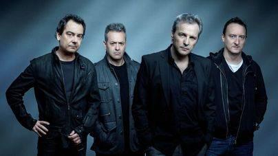 Los Hombres G repasan 35 años de carrera musical en Es Fusteret