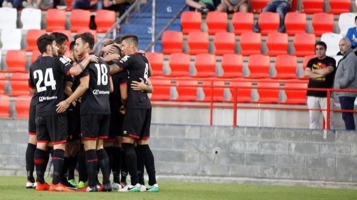 El Mallorca se impone 0-1 al CD Lugo en un amistoso