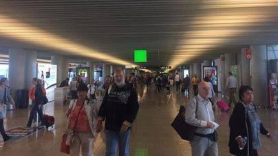 Los aeropuertos de Balears superarán los 1,18 millones de pasajeros durante este puente