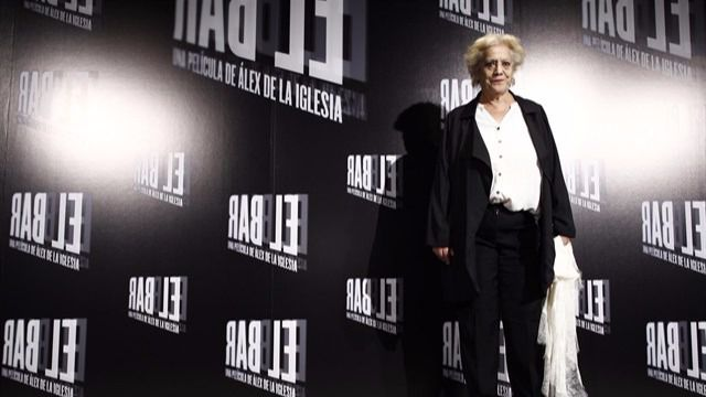 Nos deja la actriz Terele Pávez tras sufrir un derrame cerebral