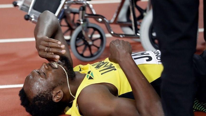 La leyenda Bolt y la peor despedida imaginable