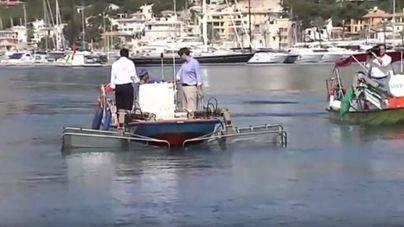 Recogen 16 toneladas de basura en el litoral de Baleares en julio