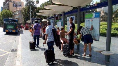 Airbnb ofrece sus alquileres de Mallorca una media de 248 días al año