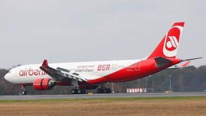 Air Berlin quiebra y necesita un crédito para mantener los vuelos antes del cierre