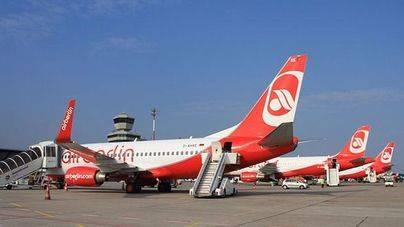 Merkel inyecta 150 millones y garantiza los trayectos ya vendidos de Air Berlín
