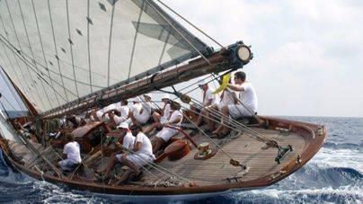 Las leyendas de la vela clásica se desafían en la bahía de Palma