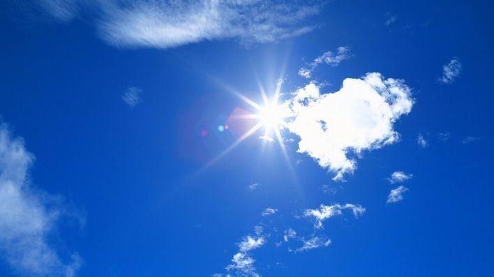 Bajada de las temperaturas y cielos despejados en Balears