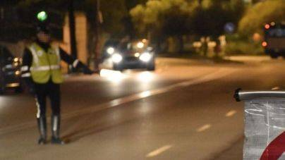 Muere un hombre de 50 años en Palma al chocar con su motocicleta contra una farola