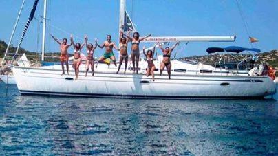 Crece el número de mujeres y jóvenes que alquilan barcos de recreo